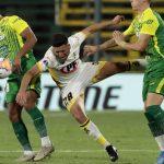 Coquimbo perdió 2 – 4, se quedó solo con el sueño de una final Sudamericana