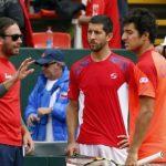 La ITF acepta petición de Chile no se juega Copa Davis ante Eslovaquia