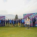 Autoridades deportivas despiden Selección Femenina de Fútbol que participará en Tokio 2020