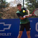 Perdieron chilenos Jarry y Barrios en ATP de Córdoba.